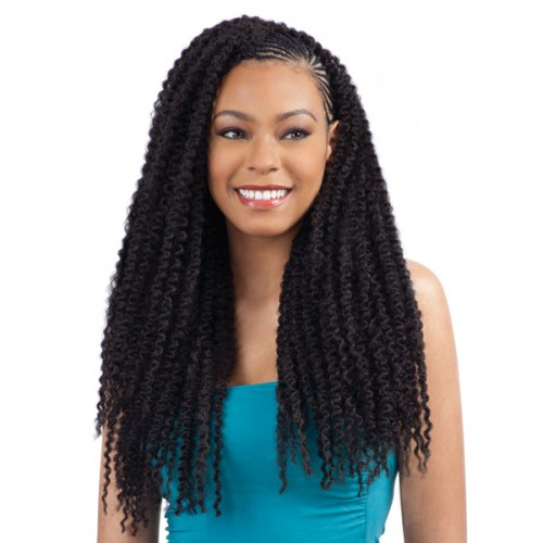 Model Model Glance Crochet Braid CARIBBEAN TWIST 20""