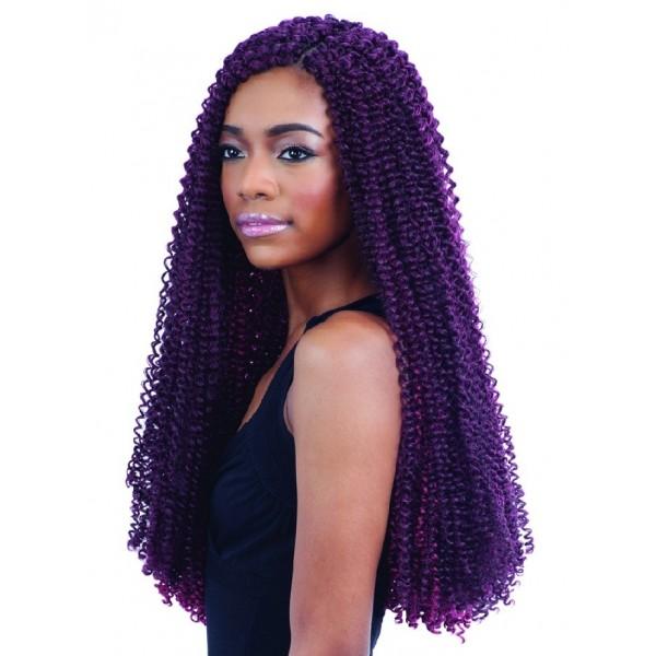Freetress Synthetic Hair Crochet Braids Bouncy Braid