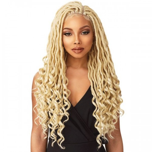 Sensationnel Cloud9 4x4 Part Swiss Lace Wig GODDESS LOCS
