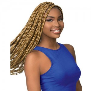 Sensationnel XPRESSION 3X Ruwa Pre Layered Braid 48""