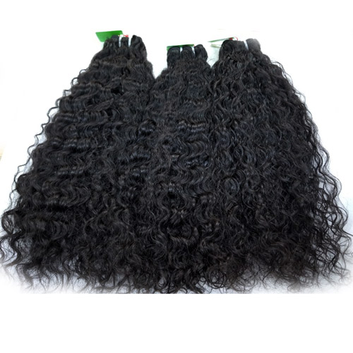 100% Raw Cambodian hair Burmese Curly 3 Bundle Deal