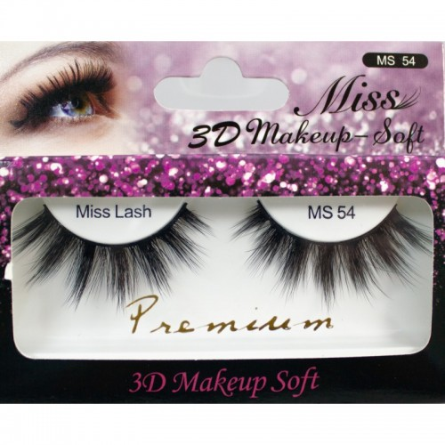 Miss 3D Makeup Soft Lash - MS54