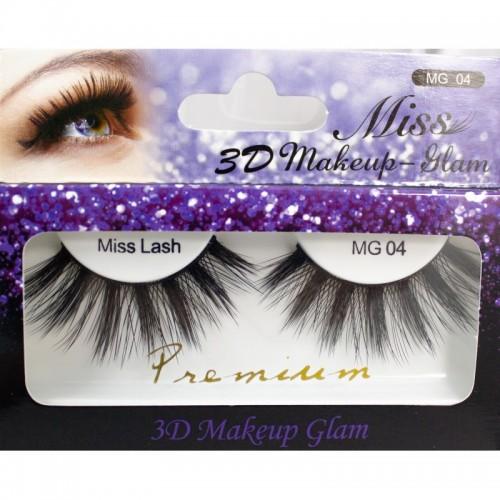 Miss 3D Makeup Glam Lash - MG04