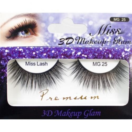 Miss 3D Makeup Glam Lash - MG25