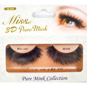 Miss 3D Pure Mink Lash - ML556