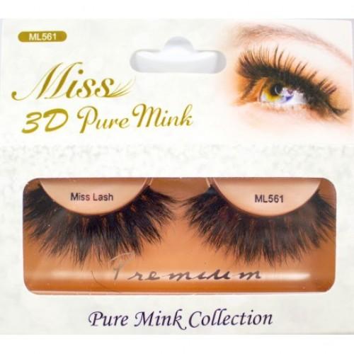 Miss 3D Pure Mink Lash - ML561