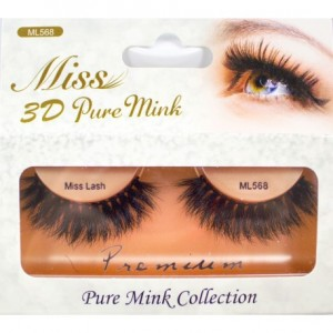 Miss 3D Pure Mink Lash - ML568