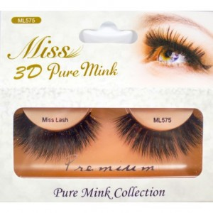 Miss 3D Pure Mink Lash - ML575