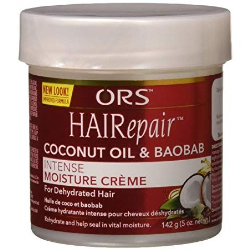 ORS HAIRepair Coconut Oil & Baobab Intense Moisture Creme