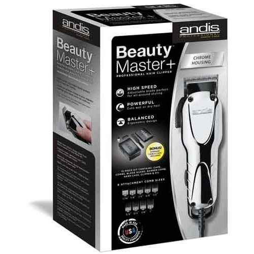 Andis Beauty Master+ Professional Hair Clipper