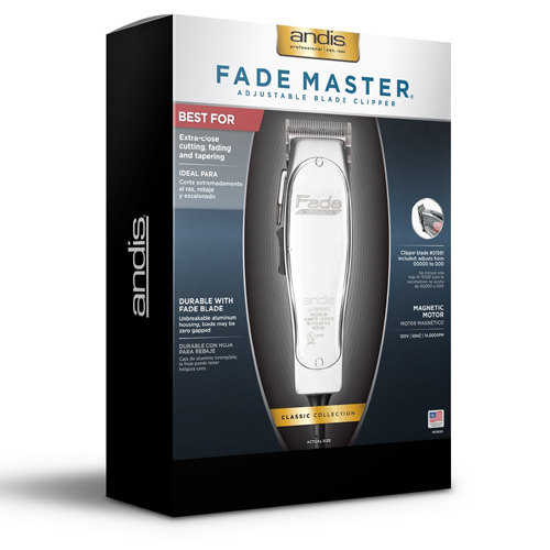 Andis FadeMaster Clipper with Fade Blade 01690