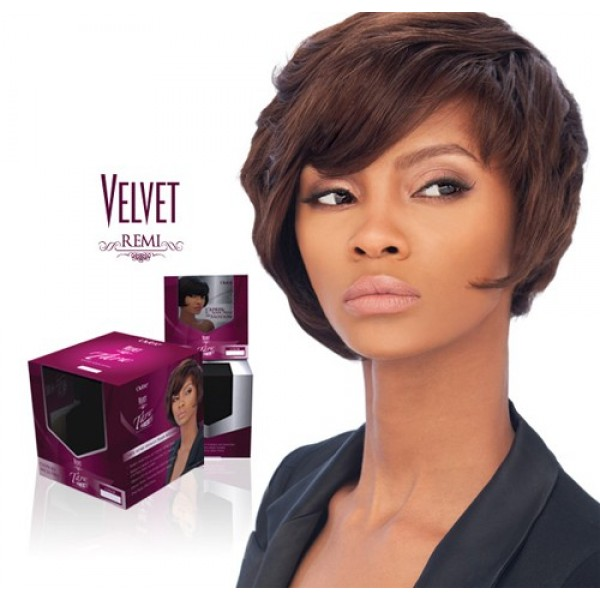 Outre 100 Remy Human Hair Weave Velvet Remi Tara 246