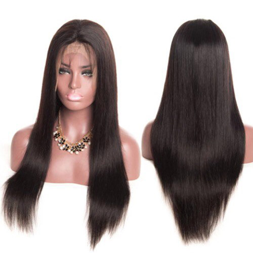 "Brazilian Straight Lace Front Wig 14""~28"""