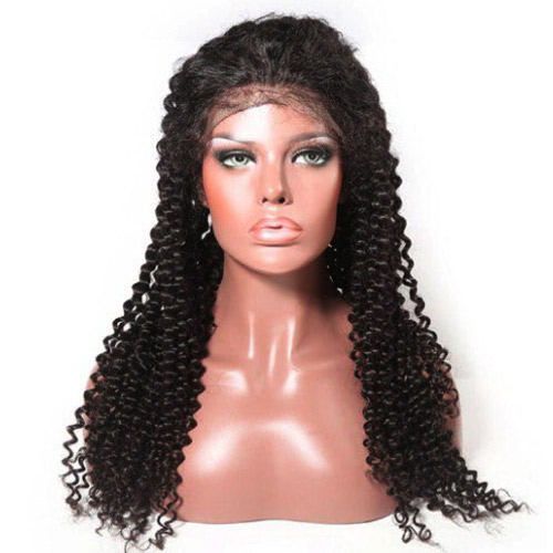 """Brazilian Curly Lace Front Wig 14""""~28"""""""