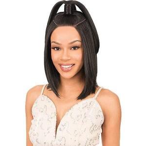 Chade Magic Lace Round Part Synthetic Lace Front Wig MLR71