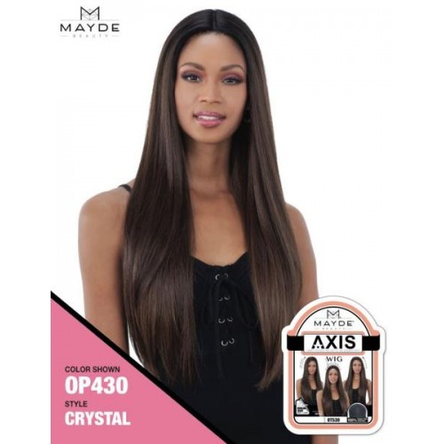 Mayde Beauty Axis Synthetic Wig CRYSTAL