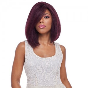 Harlem125 Synthetic Hair Lace Front Wig 4X4 Swiss Silk Base FLS08