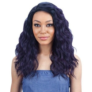 Model Model Deep Invisible L Part Lace Front Wig PASSION MEADOW